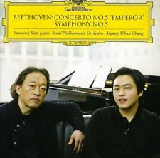 Piano Concerto No.5 Emperor Symphony - L.V. Beethoven (CD Used Like New)