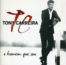 Tony Carreira - O Homem Que Eu Sou [New CD] Portugal - Import