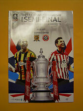 FA Cup Semi-Final - Hull City v Sheffield United - 13th April 2014