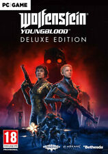 Wolfenstein: Youngblood Deluxe Edition (PC) NEW AND SEALED - QUICK DISPATCH