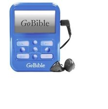 New GoBible Original CATHOLIC Version, NRSV, Go Bible, Free Shipping, blue