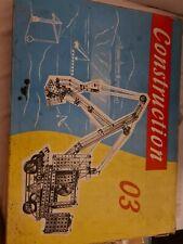 DDR Metallbaukasten - Construction 03