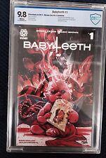 CBCS 9.8 Babyteeth #1 Aftershock Comics HEROESCON Variant Chris Visions