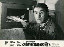 ROBERT HOSSEIN  CHAIR DE POULE  1963 VINTAGE PHOTO ORIGINAL