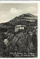 79248 PASSO DEL PENICE L' ALBERGO LE PINETE LA STRADA PER BOBBIO 1959