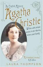 Agatha Christie: An English Mystery, Thompson, Laura, 0755314883, Very Good Book