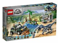Lego Jurassic World: Baryonyx Face-Off: The Treasure Hunt (75935) Nib