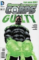 GREEN LANTERN CORPS #10 DC COMICS 2012 BAGGED AND BOARDED