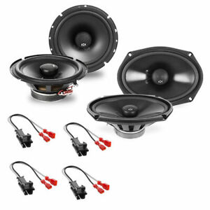 Factory Speaker Upgrade Package for 2000-2016 Chevy Impala   NVX