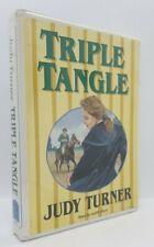 TRIPLE TANGLE Judy Turner Unabridged 5 Cassette 7.30hrs Audiobook,Judith Boyd,FP