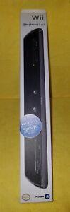 Sealed Nintendo Wii or Wii U Ultra Sensor Bar Wide Range Wireless Black Power A
