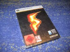 Resident Evil 5 / V Collector's Steelbook Edition (PC) USK 18 DEUTSCH