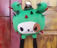 TOKIDOKI PLUSH Cactus Pup Bastardino Backpack Rucksack Bag NEW