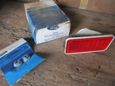 NOS 69-70 FORD Marker Lamp Assy Red LH RH Rear 69 Mustang Fairlane Cougar Falcon
