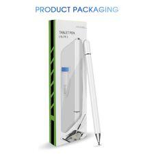 White Precision Fine Tip Professional Stylus Pencil for Apple iPad Pro Air Tab