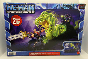 HE-MAN AND THE MASTERS OF THE UNIVERSE SNAKE MOUNTAIN CHAOS SNAKE ATTACK NETFLIX