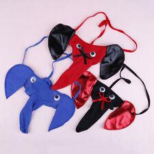 Sexy Men Elephant G-String Underwear Thong Briefs T-Back Panties Lingerie N QA