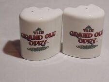 The Grand Ole Opry Broken Heart Salt & Pepper Shakers