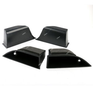 4Pcs Car Door Armrest Storage Orgnizer Box Fit Land Range Rover Evoque 2012-15