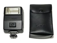 Vintage Canon 155A 155 A Speedlight Flash FOR PARTS ONLY DOES NOT WORK