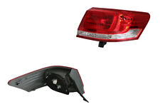 Toyota Aurion GSV40 10/2010-On Tail Light Outer Right Hand Side Red/Clear/Red