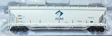 Atlas HO #20003758 (Rd #50065) ADM (Leaf Logo) ACF Pressureaide Hopper (RTR)
