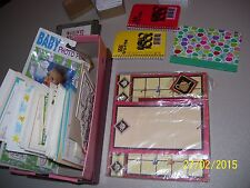 LOT OF BIRTHDAY GREETING CARDS, SYMPATHY, FRIENDSHIP, GET WELL, THANK YOU, PLUS