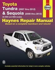 2007 2010 2011 2012 2013 2014 Toyota Tundra Sequoia Haynes Repair Manual 1863