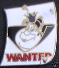 QUEEN OF HEARTS Wanted Poster Alice Cast Lanyard Hidden Mickey Disney Pin 56689