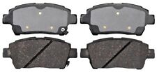 Ceramic Disc Brake Pad fits 2000-2009 Toyota Prius MR2 Spyder Echo  ACDELCO ADVA