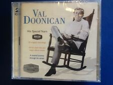 VAL. DOONICAN.  2 CDs.  His special years. Decca recordings.