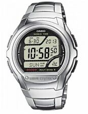 Casio Gents Wave Ceptor Alarm Chronograph Watch Wv-58u
