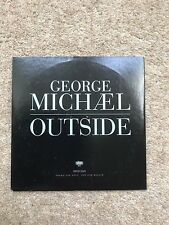 George Michael – Outside - CD promo from Australia
