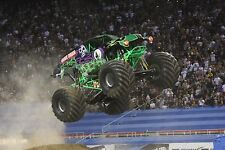 Grave Digger (Angle) POSTER 24 X 36 INCH