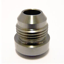 AN-4 AN4 STAINLESS STEEL WELD ON BUNG Boss Hose Fitting Adapter Fuel Oil Tank