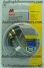 Monster Cable M500V 4 meter Composite/digital coax. NEW