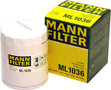 Mann-Filter ML1036 Engine Oil Filter, fits Acura, Sterling