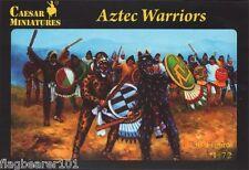 César 28 Aztec Warriors échelle 1/72 en Plastique Chiffres x 30 Aztèques
