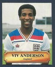 ENGLAND WORLD CUP SQUAD-1981-82-MAKE UNKNOWN-NOTTINGHAM FOREST-VIV ANDERSON
