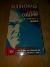 Strong Kids Against Crime (VHS) A Parent Guide - Sanford Strong