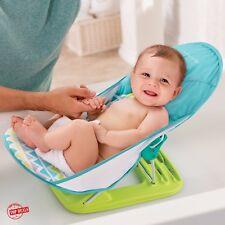 Deluxe Baby Bather Seat Chair Tub Summer Support Newborn Sink Bath Shower Stand