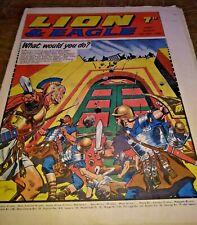 Lion & Eagle comic 10th May 1969