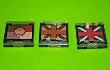 (3) Rimmel Glam'Eyes HD Quad Eye Shadow #007 ;#008 & #028 sealed