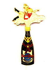 Hard rock cafe HRC pin/broches-édimbourg New year 2002/le250!!! [2099c]