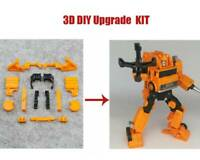3D DIY replenish upgrade Accessory KIT FOR Siege earthrise Grapple Set Orange