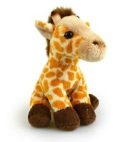 LIL FRIENDS GIRAFFE PLUSH SOFT TOY 12CM STUFFED ANIMAL BY KORIMCO