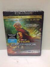 Thor: Ragnarok 4K (DVD, Includes Digital Copy 4K Ultra HD Blu-ray/Blu-ray)