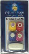 Walt Disney World Capture the Magic Paper Punch Princess Disneyland Scrapbook