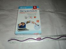 Old School DVD Backup System (5 Discs) NOS