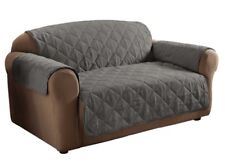 """IT Solutions Furniture Protector, Loveseat Burgundy Wine 44"""" Wide Seat"""